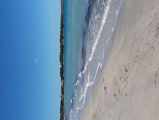 Small villa 300 mt from beatiful beach