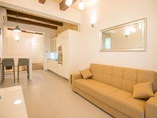 Boutique Valletta Air-Conditioned Apartment (Game of Thrones Street)