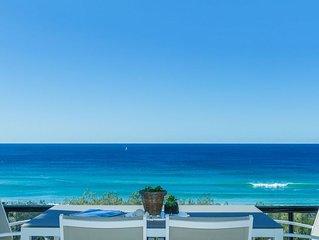 Postcard on Sunrise - Beach Holidays Noosa