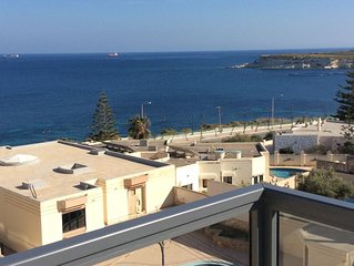 Exceptional Panoramic Sea And Country Views Luxury Penthouse