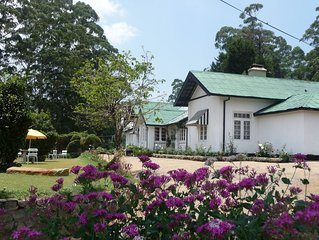 British Colonial Bungalow .....