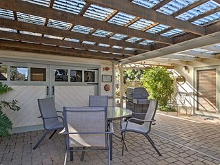 Cozy Arroyo Grande Cottage w/Patio - Near it All!