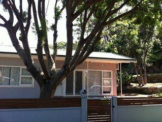 The simple life beach house