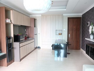 Spacious 1BR in Prime SCBD area