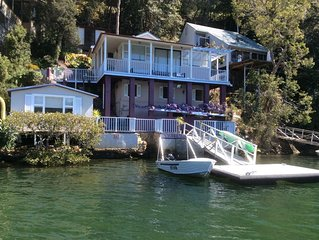The Berowra Waters Boathouse