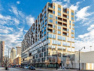 Settle in to Downtown in your stylish Stay Alfred