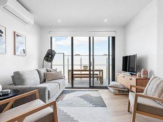 Right on the beach apartment