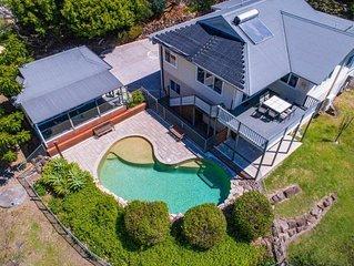 LUGARNO HOUSE - Conjola Park, NSW