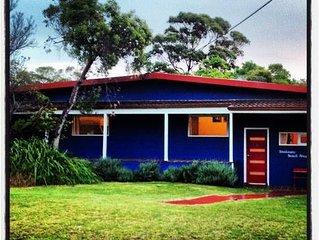 Breakaway Beach House at Currarong