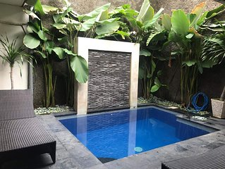 KUTA Private Villa Jepun with plunge pool, 5 Bedrooms 3 Bathrooms