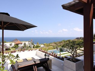 Villa Angin Laut - 4 Bedrooms Clifftop Ocean View Villa