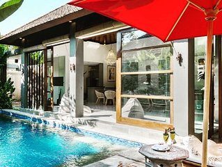 Villa Ria Seminyak- private villa in a great location close to Potatohead