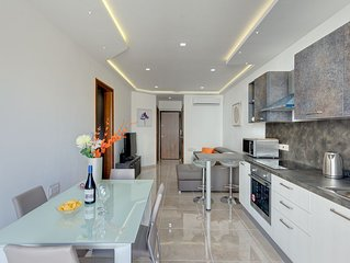La Rive Seaview & Best Location 2BR Apartment