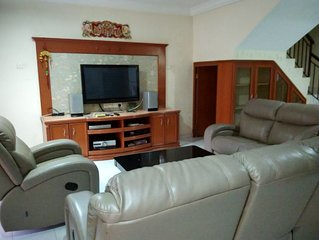 Cozy Stay, Bukit Katil, Melaka