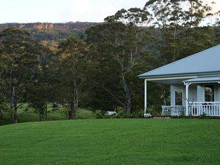 Marden Meadows - Luxury Kangaroo Valley House