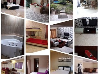 RUMAH SULTHAAN Holiday home at South Jakarta