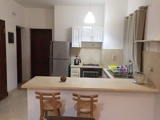 Apartment one bedroom,bathroom,fully equipped,fully furnished,