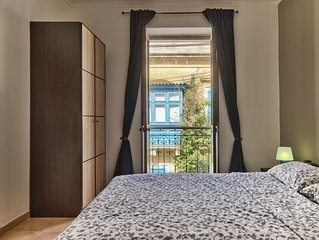 Sliema, Central 1-bedroom Aaprtment