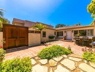 Charming La Jolla Shores Home, Steps to Beach, Shops & More