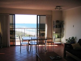 Beachfront Towers Holiday Apartments
