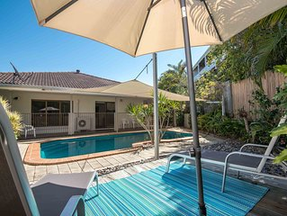Sunrise Holiday Home - Space, Style, Comfort & Heated Pool
