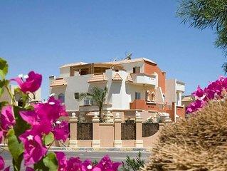 Hurghada holiday apartment privat pool