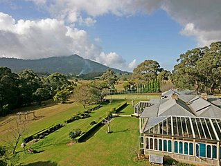Garden Hill Spa Retreat: Magnolia Cottage