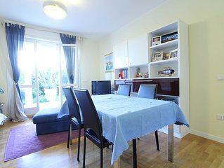Luxury home 5 min away from the Poetto beach