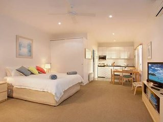 Seachange - Fully Appointed Studio Apartment