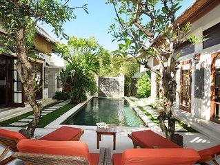 Villa Apsara Sanur Bali - Style, quality & beauty