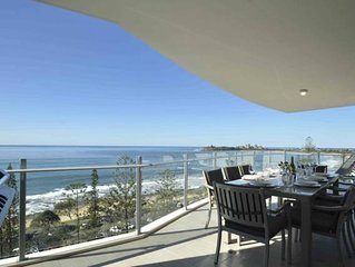 802 Sea Pearl Mooloolaba: Oceanfront Accommodation