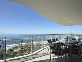 802 Sea Pearl Mooloolaba: Oceanfront Accommodation