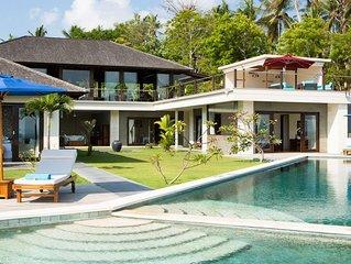 Amisha 4 Bedroom Villa, Candidasa
