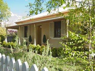 Dalton Cottage Orange