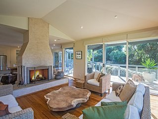 Phillip Island - Private One Acre property, outdoor spa, pool table, open fire
