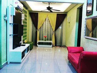 FULLY FURNISHED NICE LANDED HOUSE NEAR TOWN AND CITY