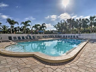Oceanfront Indian Shores Condo w/ Pool!