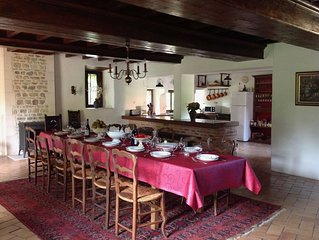 Great Family Vacation: Charm, Comfort, Cooking in an 18th-Century House