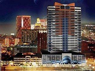 Skyline Tower Luxury Condo Near Boardwalk and Casinos