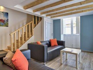 Modern 2-bedroom highly finsihsed Valleta Loft