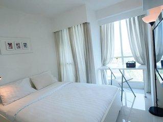 Cozy Modern Studio Room, Pulomas Jakarta