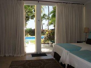 Sapphire beach Condo 115 located on Dover Beach. Two bedroom