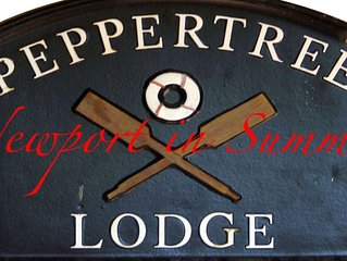 Peppertree Lodge - Newport
