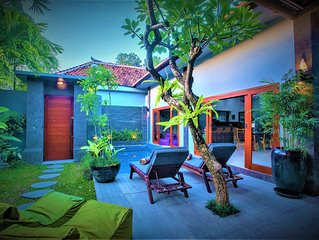 BEACH SEMINYAK - 5 STAR Villa Ellen - LOCATION - LOCATION