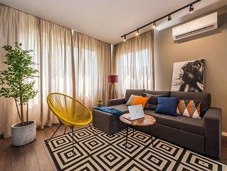 Best Location| Quiet & Spacious | Two Bedrooms
