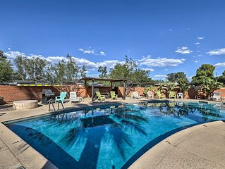Tucson Condo w/Pool on Golf Course-3 Mi. to U of A