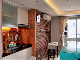 Best Apartment in West Jakarta - Sky Terrace (2BR)