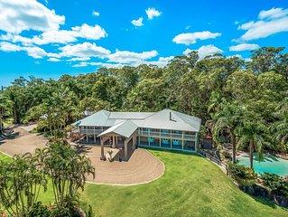 Stunning Noosa Hinterland Home
