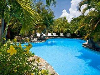 Villa Allamanda Estate - Luxury 4 Bedroom Villa with stunning views