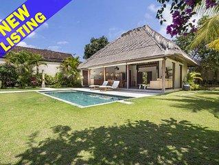 Kabutera 2 Bedroom Villa in Uluwatu;